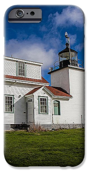 Lighthouse Fever iPhone Case by Robert Clifford
