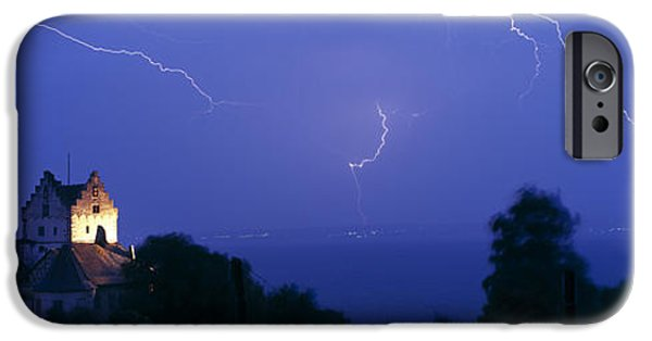 Drama iPhone Cases - Lightning competition iPhone Case by Holger Spiering