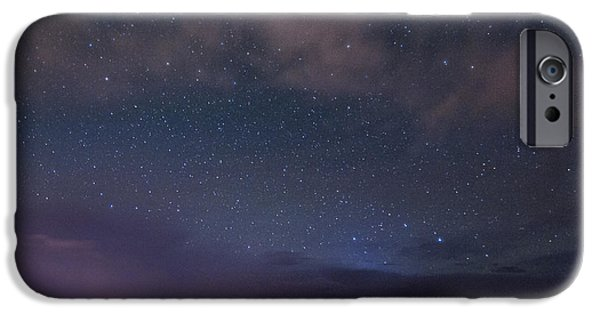 Photography Lightning iPhone Cases - Lightning Show iPhone Case by Cat Connor