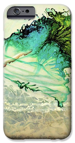 Like air I will raise iPhone Case by Karina Llergo Salto