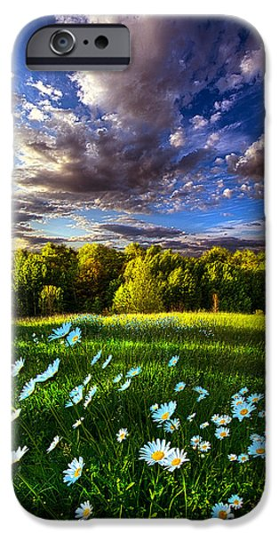 Geographic iPhone Cases - Like All Things Created iPhone Case by Phil Koch