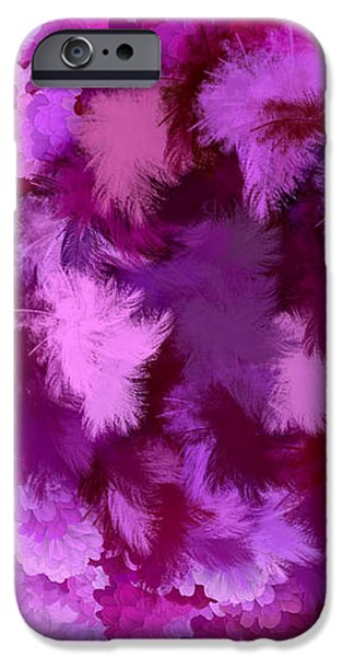 Lilac of the Valley iPhone Case by Holley Jacobs