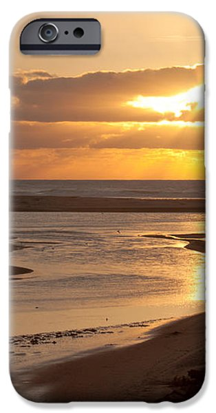 Lincoln City Sunset iPhone Case by John Daly