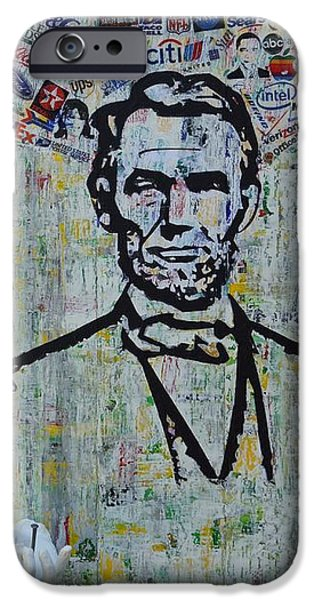 Lincoln- Hawaii iPhone Case by Alireza Vazirabadi