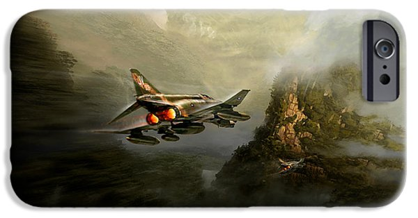 Iraq iPhone Cases - Linebacker iPhone Case by Peter Van Stigt