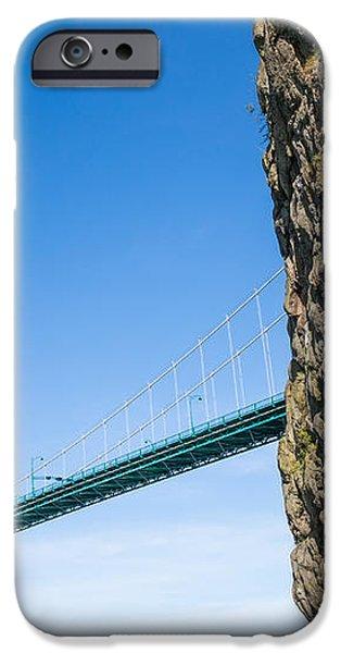 Lions Gate Bridge iPhone Case by Volodymyr Kyrylyuk