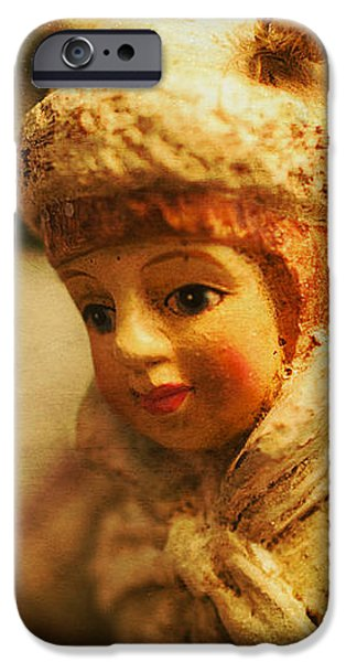 Littlest Angel iPhone Case by Terry Rowe