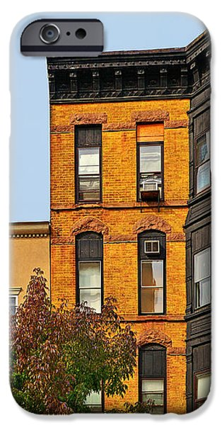 Living in Chicago Lincoln Park iPhone Case by Christine Till