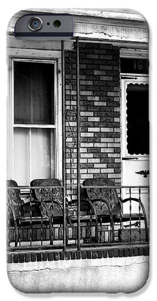 Living in Lambertville iPhone Case by John Rizzuto