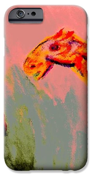 Living in my dreams  iPhone Case by Hilde Widerberg