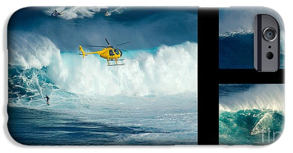 Caption iPhone Cases - Living The Dream No Caption iPhone Case by Bob Christopher