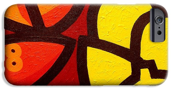 Red Wine Prints iPhone Cases - Lobster And 5 Lemons iPhone Case by John  Nolan
