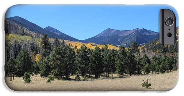 Creek iPhone Cases - Lockett Meadow iPhone Case by FlyingFish Foto