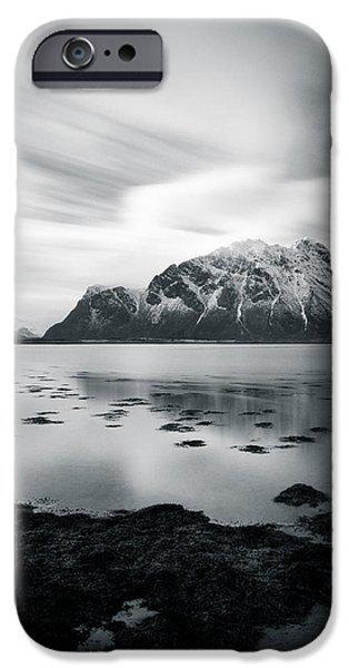 Lofoten Beauty iPhone Case by Dave Bowman