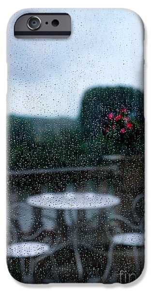 Table Wine iPhone Cases - Loire Valley View iPhone Case by Madeline Ellis