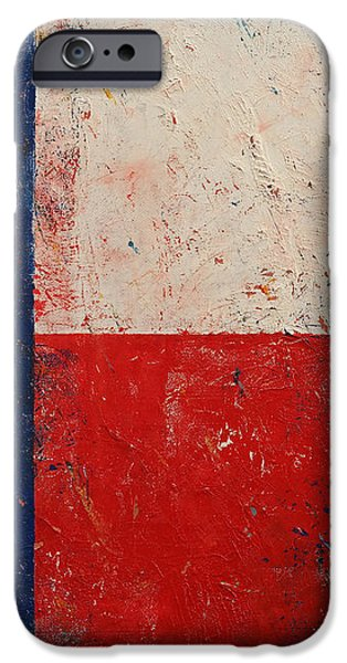 Lone Star iPhone Case by Michael Creese