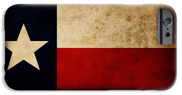 Best Sellers -  - Dirty iPhone Cases - Lone Star  iPhone Case by Ryan Wyckoff