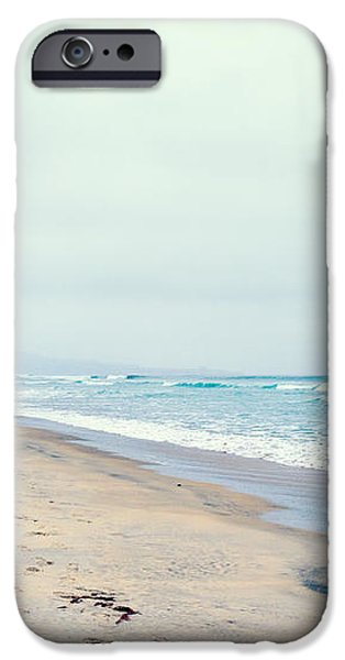 Lone Surfer iPhone Case by Tanya Harrison