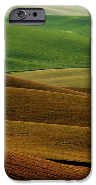 Lone Tree iPhone Case by Latah Trail Foundation
