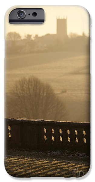 Long Shadows iPhone Case by Anne Gilbert