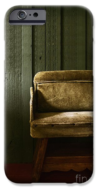 Interior Still Life iPhone Cases - Long Wait iPhone Case by Margie Hurwich