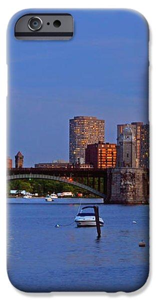 Longfellow Bridge iPhone Case by Joann Vitali