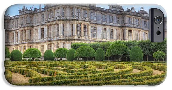 Wiltshire iPhone Cases - Longleat House - Wiltshire iPhone Case by Joana Kruse