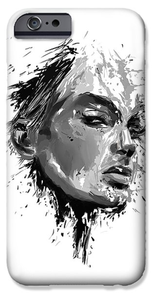Looking iPhone Cases - Look iPhone Case by Balazs Solti