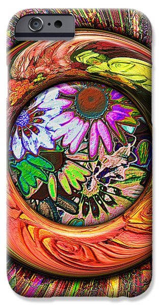 Look Through Any Window iPhone Case by Wendy J St Christopher