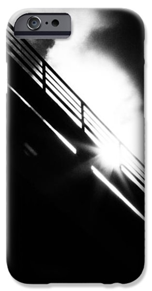 Looking At The Sun iPhone Case by Bob Orsillo