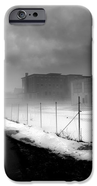 Looking back at time iPhone Case by Bob Orsillo
