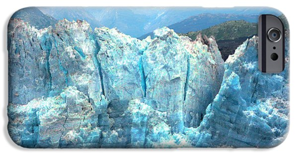 Yukon Territory iPhone Cases - Looking Back In Time iPhone Case by Doug Kreuger