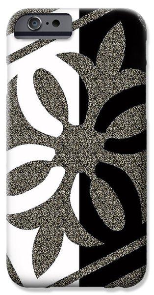 Looking For Balance iPhone Case by Georgeta Blanaru
