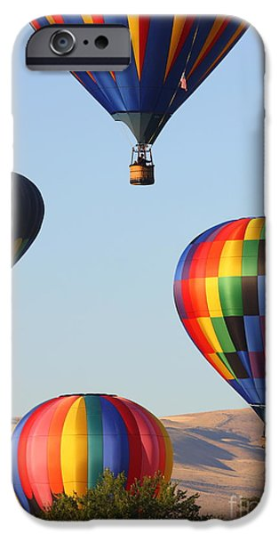 Looking Up iPhone Case by Carol Groenen