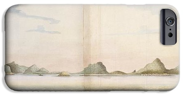 Jackson 5 iPhone Cases - Lord Howe Island, 18th Century iPhone Case by Natural History Museum, London