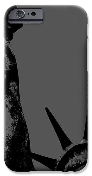 Best Sellers -  - Tea Party iPhone Cases - Losing Liberty iPhone Case by Joe Jake Pratt