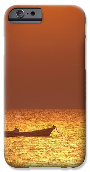 LOST iPhone Case by Charles Dobbs