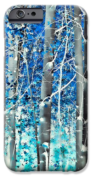Lost in a Dream iPhone Case by Don Schwartz