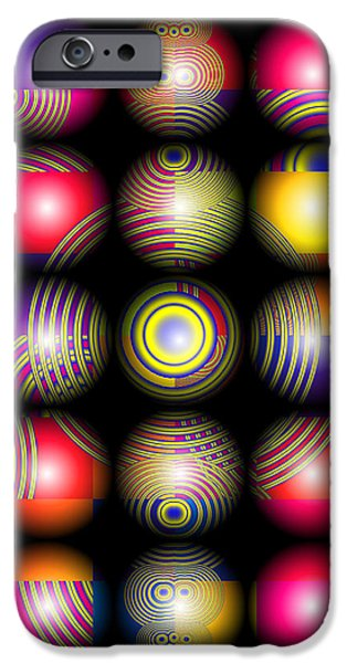Lost My Marbles iPhone Case by Wendy J St Christopher