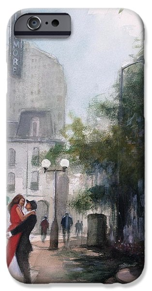Recently Sold -  - Couple iPhone Cases - Love by the Biltmore iPhone Case by Gregory DeGroat