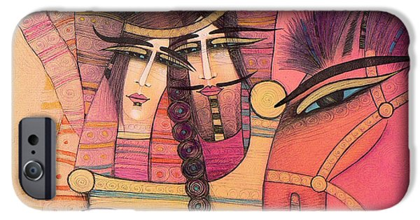 Albena iPhone Cases - Love Carriage iPhone Case by Albena Vatcheva