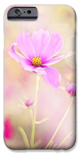 Pink Photographs iPhone Cases - Lovechild iPhone Case by Amy Tyler