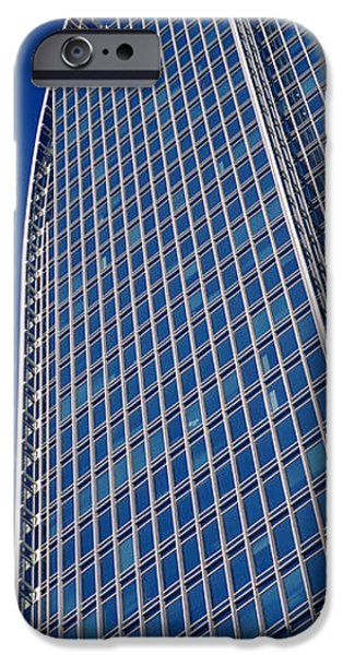 Architectural Feature iPhone Cases - Low Angle View Of A Building, Symphony iPhone Case by Panoramic Images