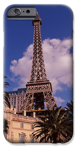 Imitation iPhone Cases - Low Angle View Of A Hotel, Replica iPhone Case by Panoramic Images