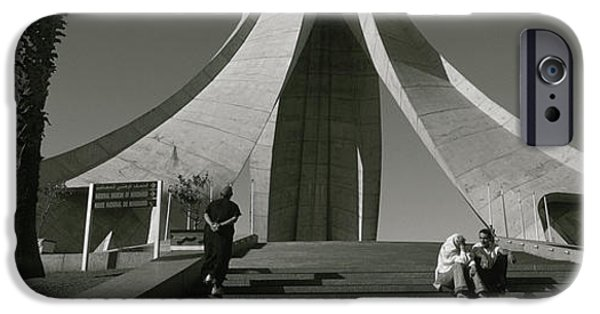 Martyr iPhone Cases - Low Angle View Of A Monument, Martyrs iPhone Case by Panoramic Images