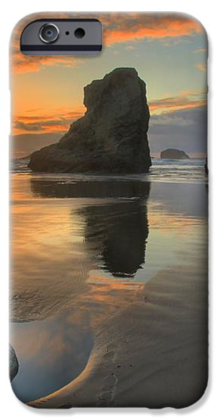 Low Tide Giants iPhone Case by Adam Jewell