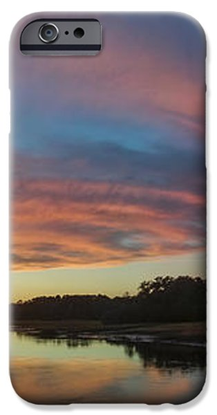 Lowcountry Sunset Charleston SC iPhone Case by Dustin K Ryan