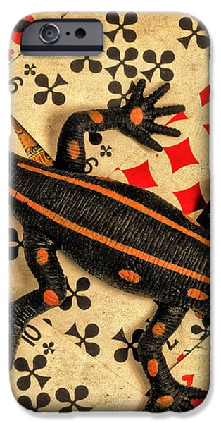 Lucky iPhone Case by Jeff  Gettis