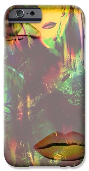 Lumiere iPhone Cases - Lumiere iPhone Case by Pikotine Art