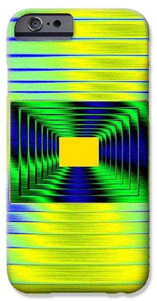 Luminous Energy 18 iPhone Case by Will Borden